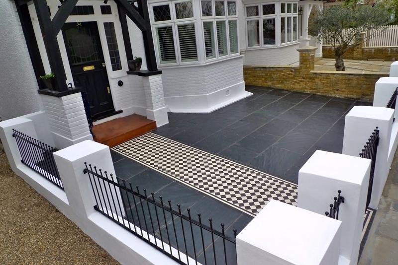 Front Garden Brick Wall Designs Finest Front Garden Ideas Wall